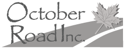 October Road Logo